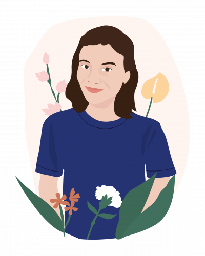 Charlotte co-fondatrice de Bloom