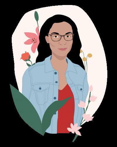 Sabrina co-fondatrice de Bloom
