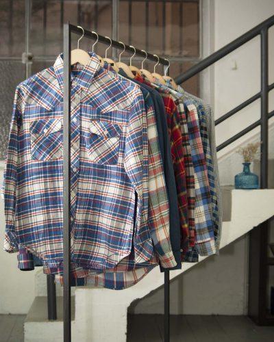 Des vêtements de seconde main dans notre friperie